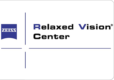 Wir sind Relaxed Vision Center.